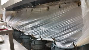 Kitchen Exhaust System Cleaning Photo