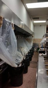 Kitchen Exhaust System Cleaning Picture