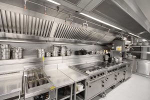 Commercial Kitchen Equipment Cleaning media