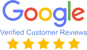 Google Five Star Reviews Verified